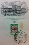 Sellos de America - Argentina -  Casa de Gobierno de Parana (E.RIOS)