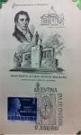 Sellos del Mundo : America : Argentina : Monumento al Gral. Manuel Belgrano