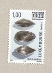 Stamps Luxembourg -  Ostra perlífera