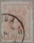 Sellos de Europa - Rusia -  1 kon noyta 1900