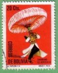 Stamps : America : Bolivia :  Chiriwano de Achocalla