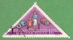 Stamps Hungary -  Educación Vial