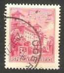 Sellos de Europa - Austria -  959 A - Castillo Esterhazy en Eisenstadt