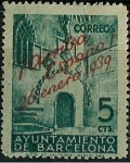 Stamps : Europe : Spain :  Arriba España