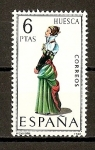 Sellos de Europa - España -  Huesca.