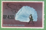 Stamps : Asia : Indonesia :