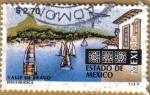 Stamps America - Mexico -  TURISMO - VALLE DE BRAVO Serie 5