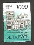 Stamps : Europe : Belarus :  777 - Palacio de Gomel