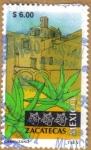 Stamps Mexico -  TURISMO - ZACATECAS Serie 13