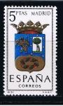 Sellos de Europa - España -  Edifil  1557  Escudos de las capitales de provincias españolas.