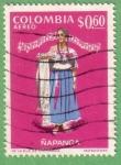 Stamps : America : Colombia :  Ñapanga