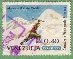 Stamps : America : Venezuela :  Alpinismo