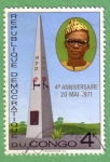 Stamps Democratic Republic of the Congo -