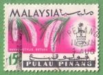 Stamps : Asia : Malaysia :  Pulau Pinang