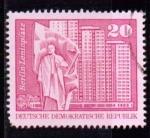 Sellos de Europa - Alemania -  Plaza Lenin