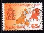 Sellos del Mundo : Europa : Holanda : Consejo de Estado