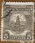 Stamps Mexico -  Arquitectura