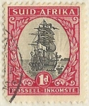 Stamps Africa - South Africa -  POSSEEL - INKOMSTE