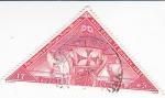 Stamps Spain -  V Centenario del descubrimiento de América      (H)