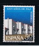 Sellos de America - Estados Unidos -  Edifil  1579  XXV años de Paz Española.