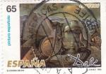 Sellos de Europa - España -  SALVADOR DALÍ- El Enígma sin Fin   (H)