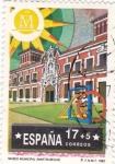 Sellos de Europa - España -  Madrid Capital Europea de la Cultura    (H)