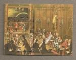 Sellos del Mundo : Europa : Austria : Mozart en la logia masónica