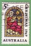 Stamps : Oceania : Australia :  Christmas