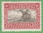 Sellos de Europa - Ucrania -