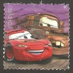 Stamps of the world : United States :  4408 - Coches