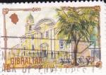 Sellos de Europa - Gibraltar -  Catedral