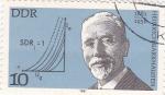 Stamps Germany -  Heinrich Barkhausen 1881-1956  físico