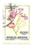 Stamps : America : Argentina :  Lapacho negro