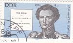 Sellos de Europa - Alemania -  Carl Von Clausewitz  178o-1831 Militar Historiador