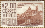 Stamps Mexico -  GUERRERO - Arquitectura Colonial