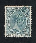 Stamps Spain -  COMUNICACIONES