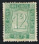 Stamps Europe - Spain -  RECIBOS