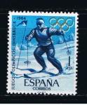 Sellos de Europa - España -  Edifil  1619  Juegos Olímpicos de Innsbruck y Tokio.