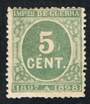 Stamps Europe - Spain -  IMPUESTO DE GUERRA