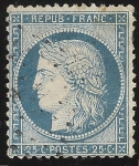 Stamps Europe - France -  Ceres
