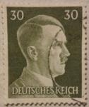 Sellos de Europa - Alemania -  hitler 1941
