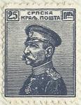 Stamps Serbia -  REY PETER I, KARAGEORGEVICH