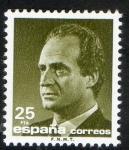Stamps Spain -  3096- S.M. Don Juan Carlos I.