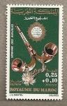 Stamps Morocco -  Semana de los ciegos