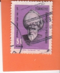 Sellos del Mundo : Asia : Turquía : Sokullu Mehmet Pasa (1506-1579)