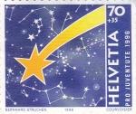 Sellos de Europa - Suiza -  Pro-juventudes-1996