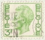 Stamps Belgium -  REY BOUDEWIJN
