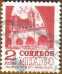 Stamps Mexico -  MORELOS - Arquitectura Colonial