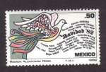Stamps Mexico -  Navidad