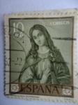 Stamps Spain -  Día del Sello.- Inmaculada- Pintor:Francisco de Zurbrán. Ed:1427